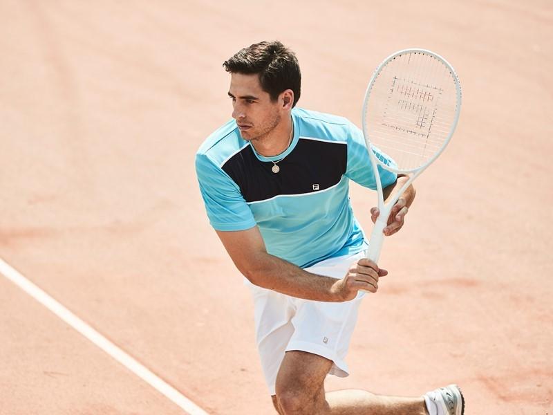 FILA Launches Men's Legend Tennis Collection