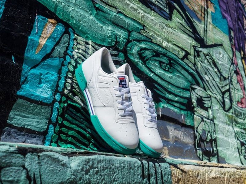 FILA's Colors Pack Launches July 14th