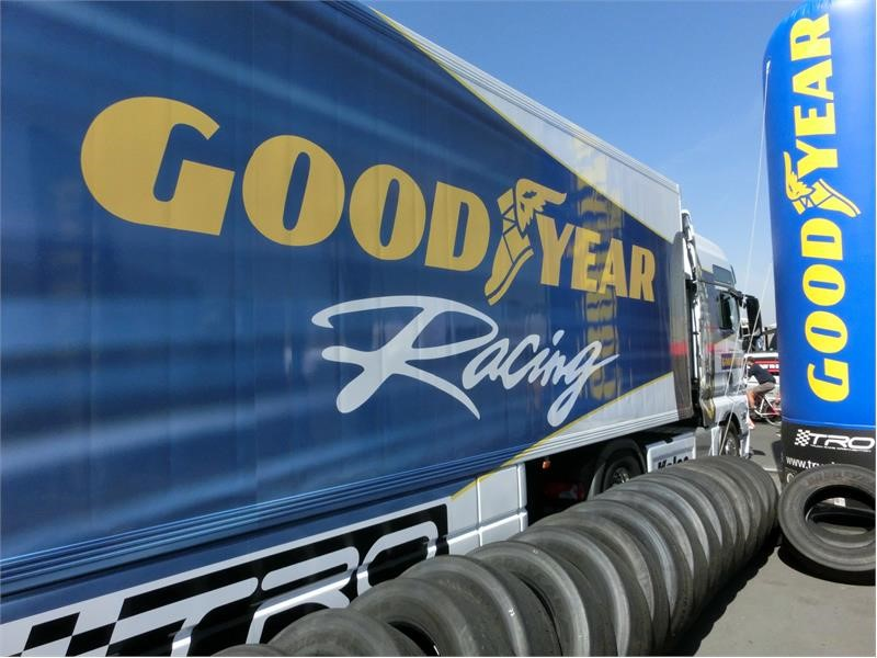 Ready-made interview with Benjamin Willot, Director Marketing Commercial Tires at Goodyear Europe, Middle East and Africa, about Goodyear Truck Rac...