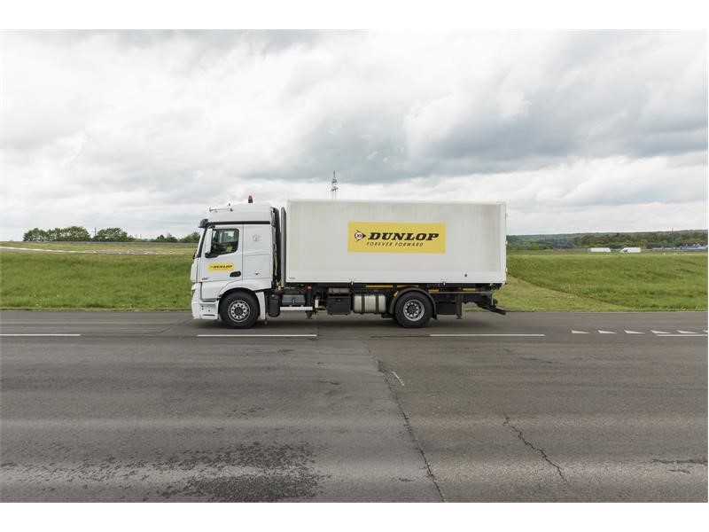Ready for Whatever's Ahead - Dunlop Launches Retread Versions of Latest On Road Range Truck Tyres