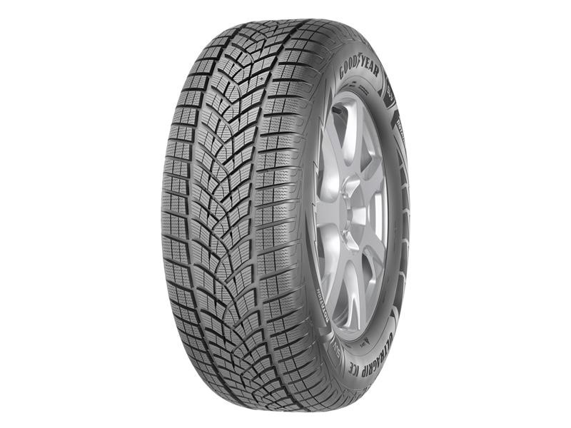 With the development of the UltraGrip Ice SUV, Goodyear delivers ice performance for SUVs in extreme winter conditions