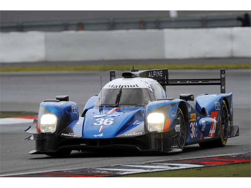 Nurburgring 6hrs - More FIA World Endurance success for Dunlop partner teams
