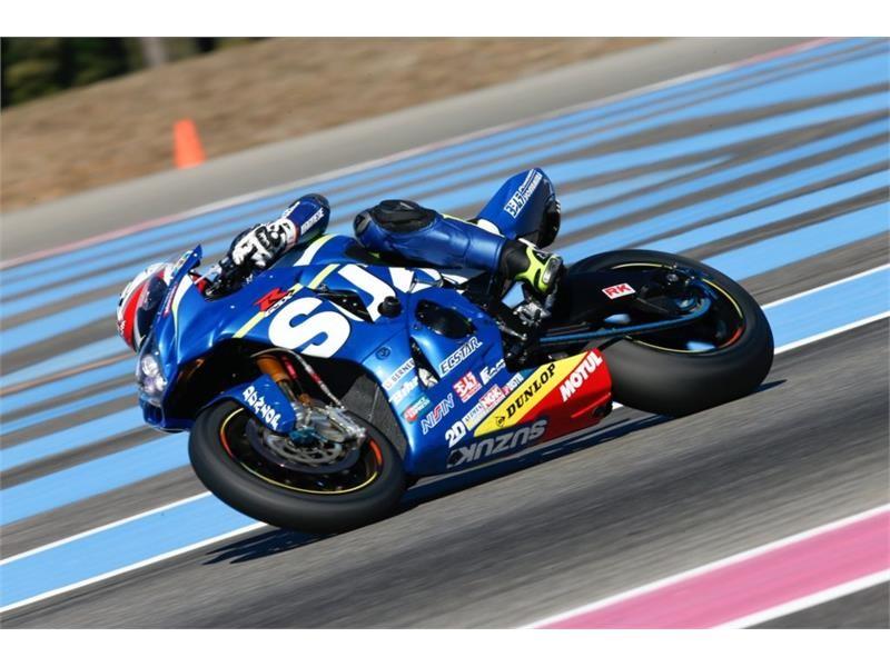 Suzuki Endurance Racing Team wins 24h Bol d'Or on Dunlop