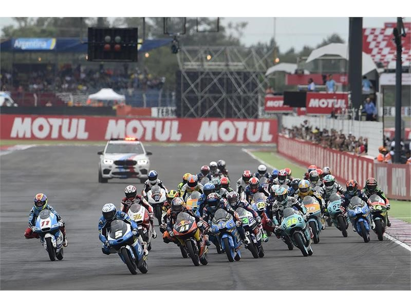 Dunlop reveals Moto2 & Moto3  tyre choices for Australia, Malaysia and Japan Grand Prix