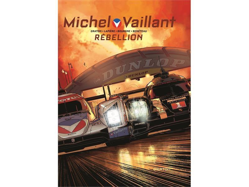 Le Mans - More teams choose Dunlop, including Michel Vaillant