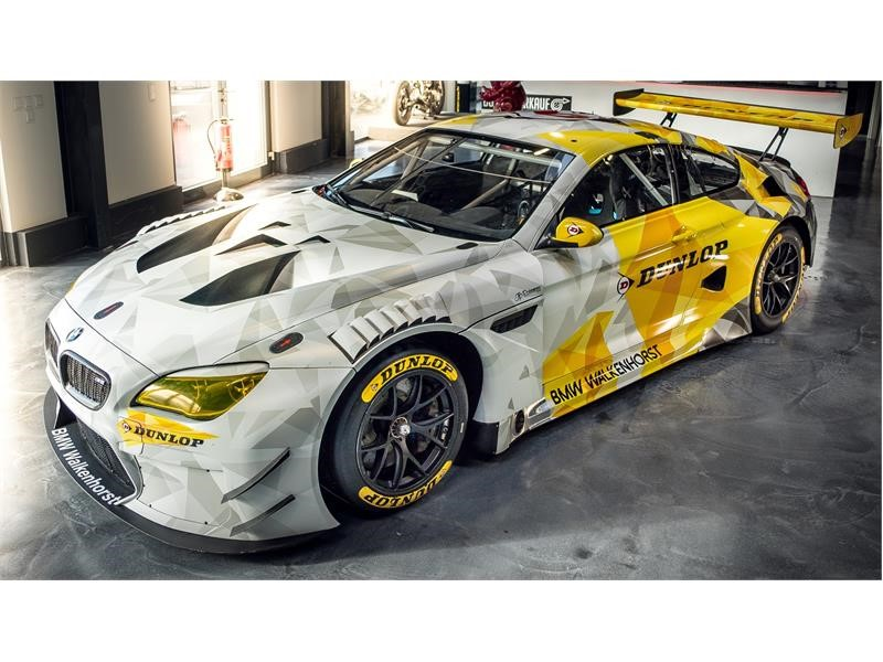 More teams choose Dunlop in GT3 for the Nürburgring-Nordschleife