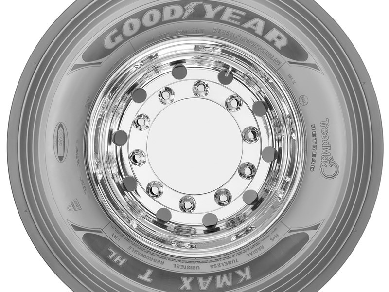 Goodyear Launches New High Load Retread Trailer Tires