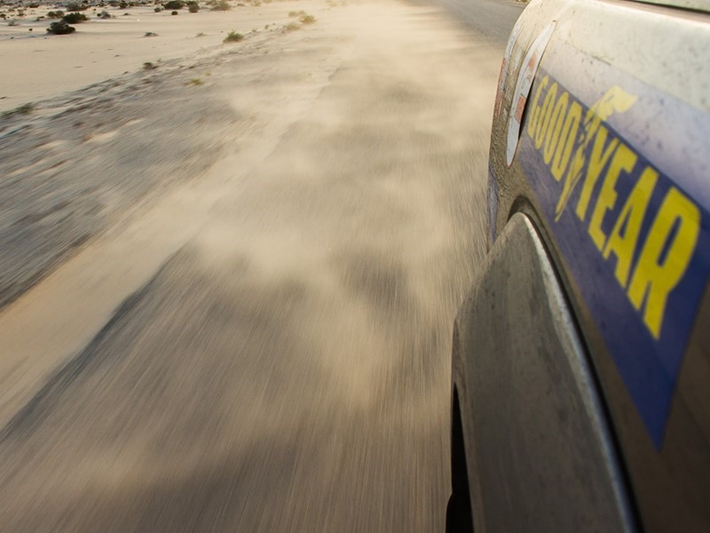 The Ultimate Road Trip: from Dakar to Moscow in less than 4 days