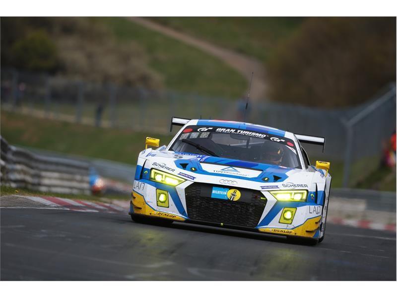 Dunlop teams triumph on Nürburgring - Nordschleife