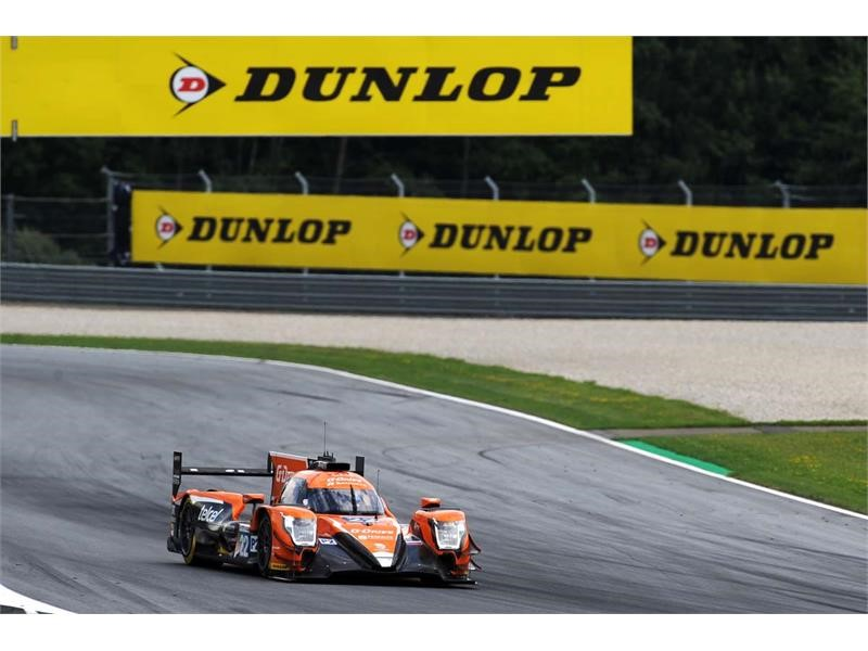 Dunlop clean sweep at ELMS 4 Hours of Red Bull Ring