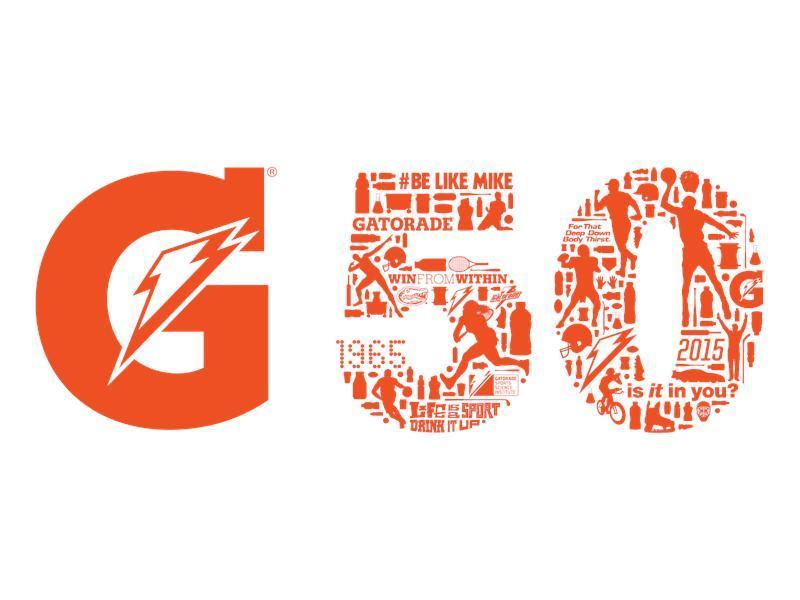 Celebrating Gatorade's 50th Anniversary with University of Florida