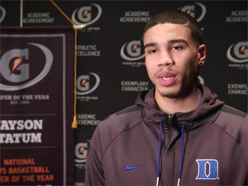 2015-2016 Gatorade National Boys Basketball Player of the Year Announcement