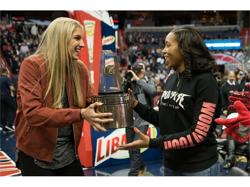 2016-2017 Gatorade National Girls Basketball Player of the Year Announcement