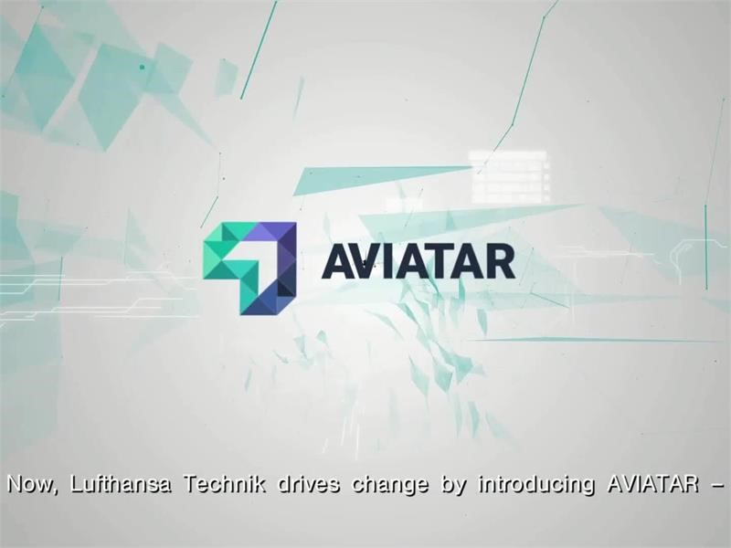 Aviatar: Lufthansa Develops Digital Twin