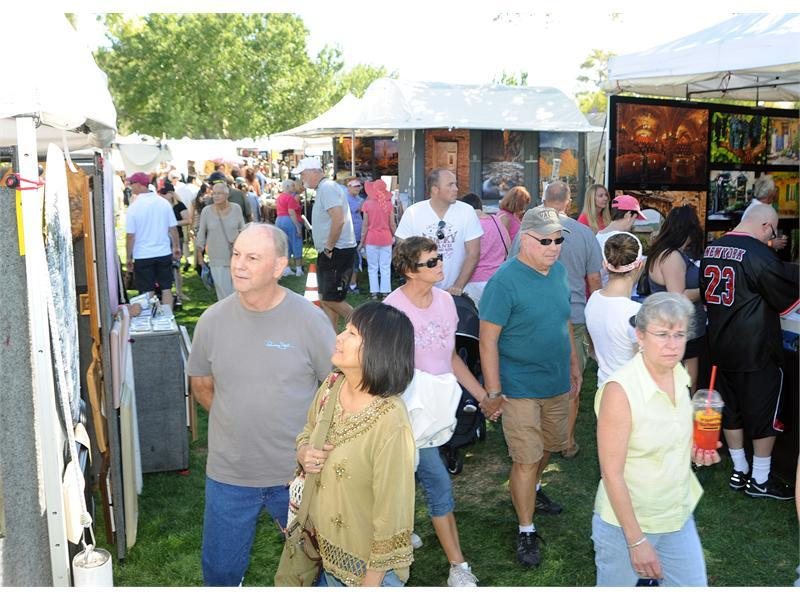 Preview: Boulder City to Host Largest Outdoor Festival in the Southwest