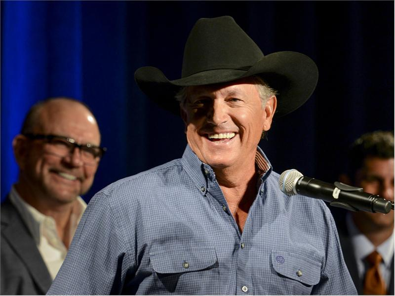 George Strait Announces Las Vegas Engagement