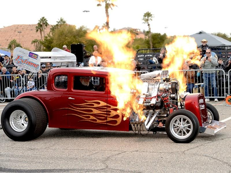 Motor Mania Revs Up Mesquite