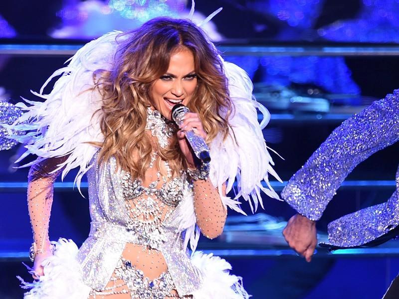 'Jennifer Lopez: All I Have' Debuts in Las Vegas