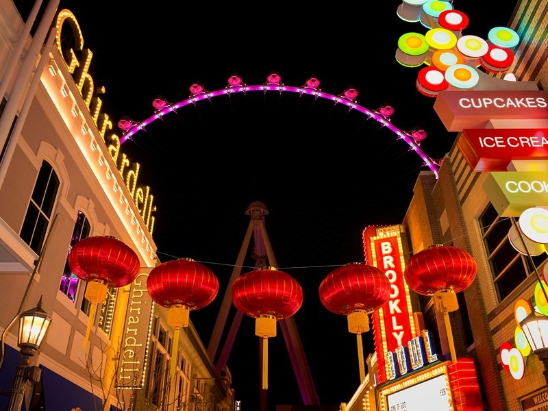 Las Vegas Celebrates Chinese New Year, Year of the Monkey with Entertainment, Décor and World-Class Dining