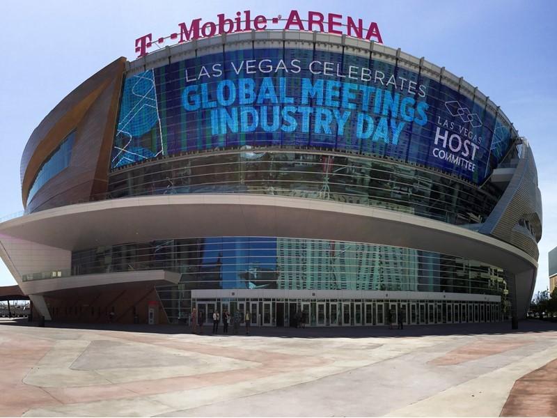 Las Vegas Celebrates Global Meetings Industry Day