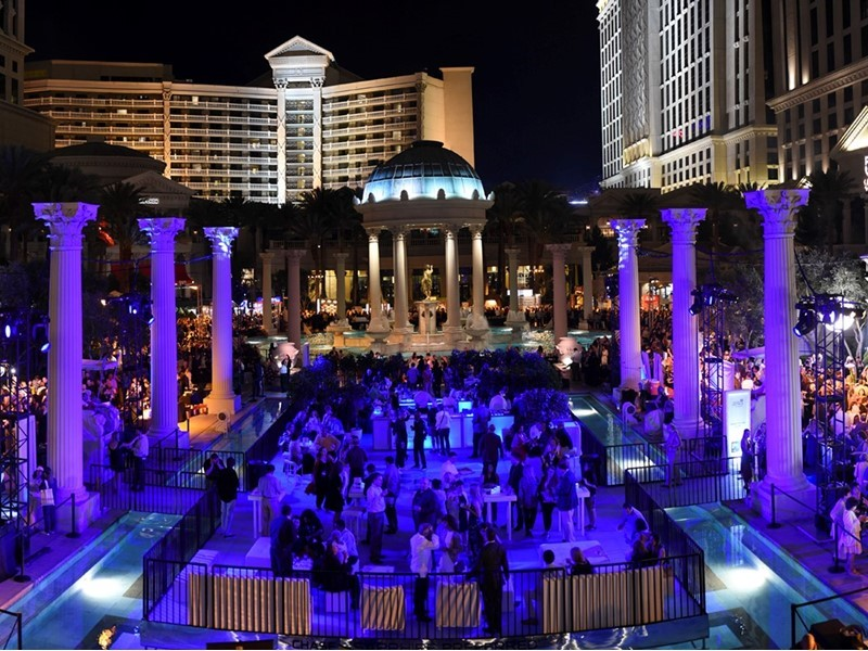 Vegas Uncork'd 10th Anniversary Continues with Grand Tasting