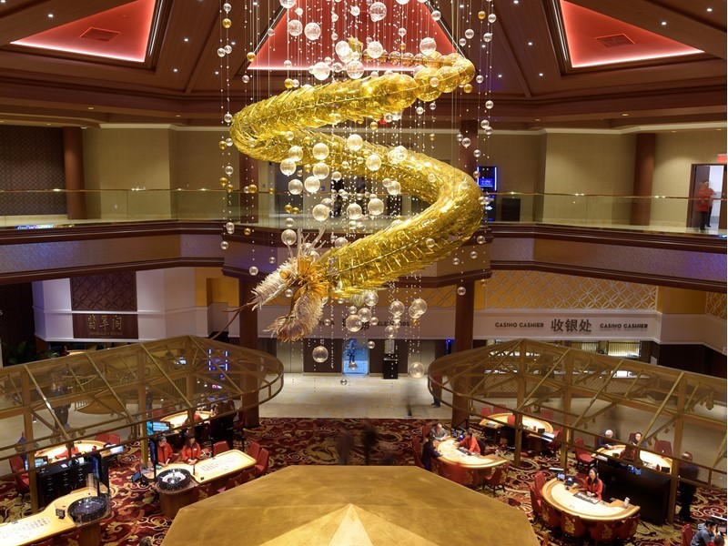 Grand Opening in Las Vegas: Lucky Dragon Hotel & Casino