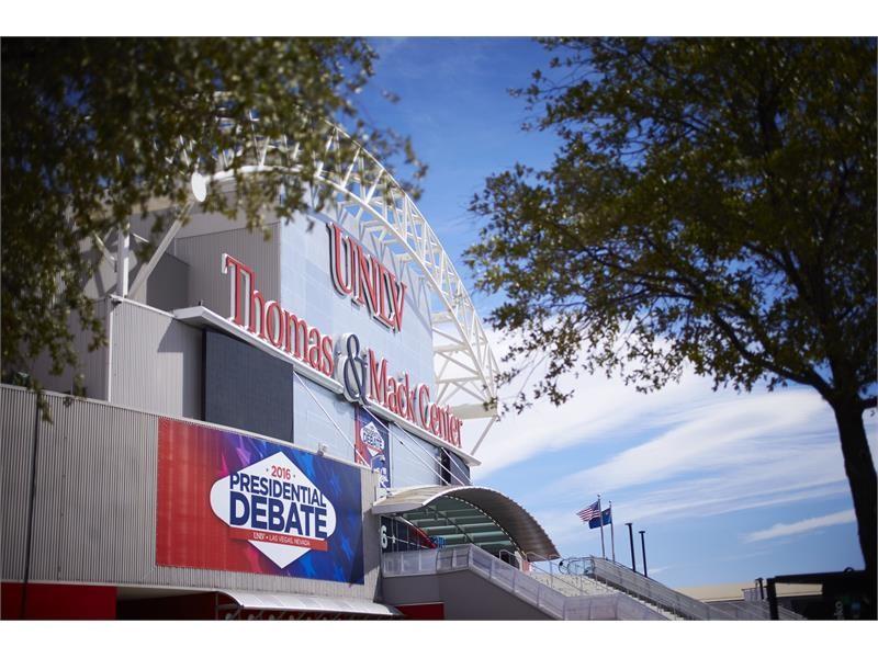Las Vegas Presidential Debate Generates $113.6 Million in Publicity
