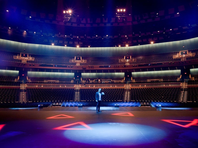 Take a Peek Inside New Park Theater; Roster Includes Stevie Nicks, Bruno Mars, Ricky Martin, Cher
