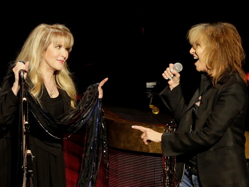 Stevie Nicks and Pretenders Open Park Theater in Las Vegas