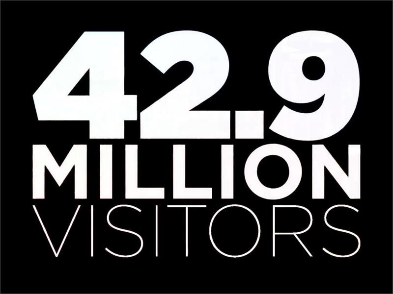 Las Vegas Breaks Tourism Record, Welcoming 42.9 Million Visitors In 2016