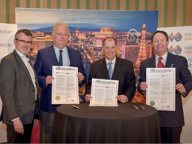 Las Vegas Welcomes 48th World Trade Centers Association General Assembly