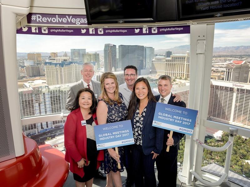 Las Vegas Celebrates Global Meetings Industry Day 2017