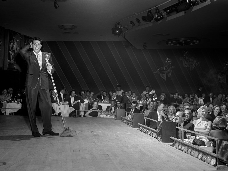Las Vegas Celebrates Dean Martin: The King of Cool