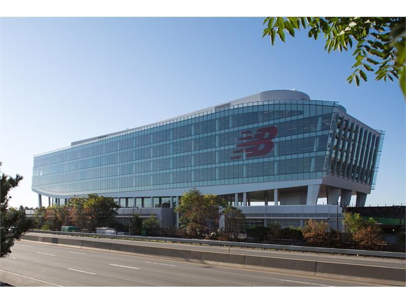 NEW BALANCE OPENS WORLD HEADQUARTERS IN BOSTON