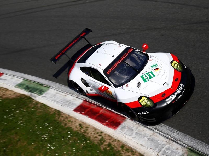 World Endurance Championship WEC, round 1 in Silverstone, Great Britain – GT: Porsche GT Team returns to the world championship with the new 911 RSR