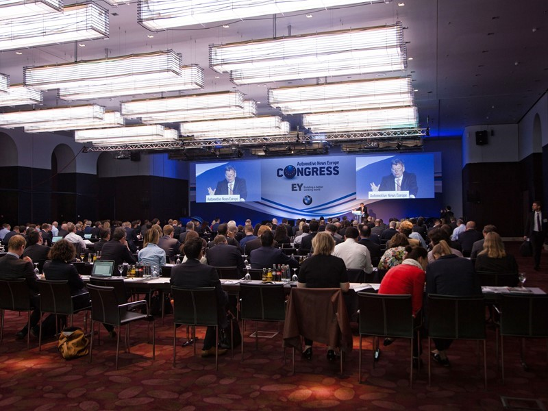 SEAT Welcomes the Automotive News Europe Congress