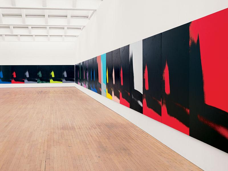 Andy Warhol: Shadows