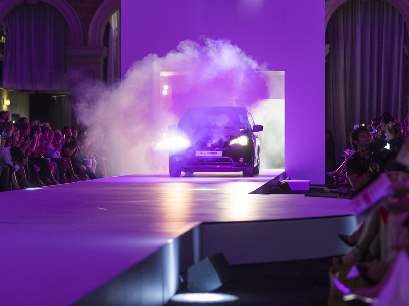 SEAT unveils the Mii by COSMOPOLITAN at #FashFest in London