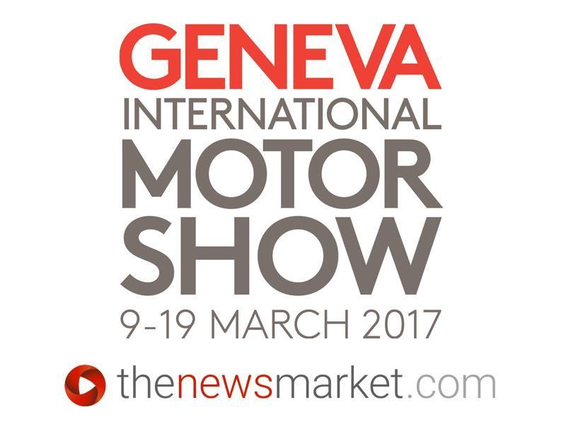 Geneva Motor Show 2017 on thenewsmarket.com