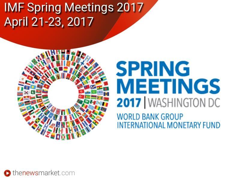 IMF Spring Meetings 2017