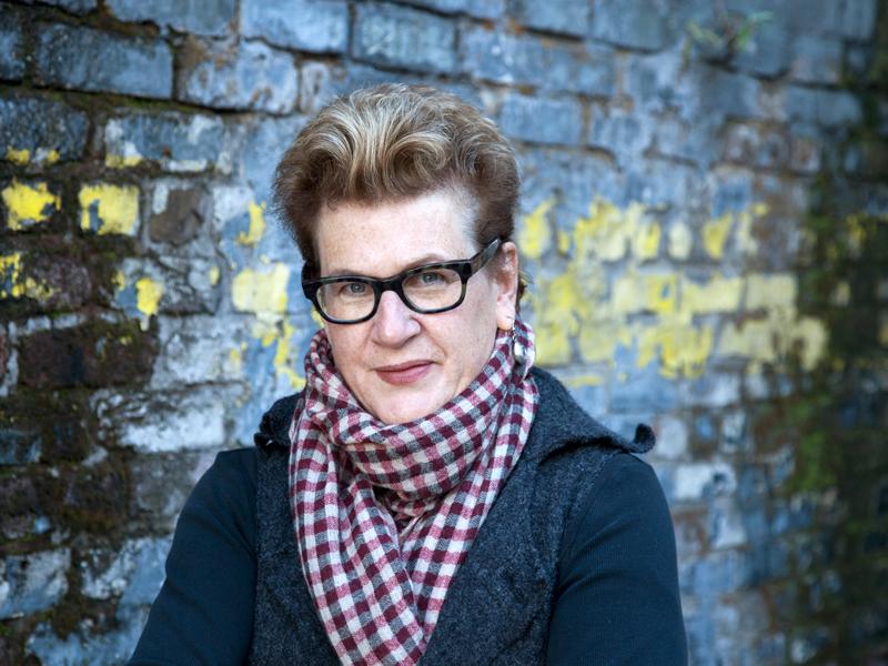 The Laureate of the 2016 Astrid Lindgren Memorial Award is Meg Rosoff