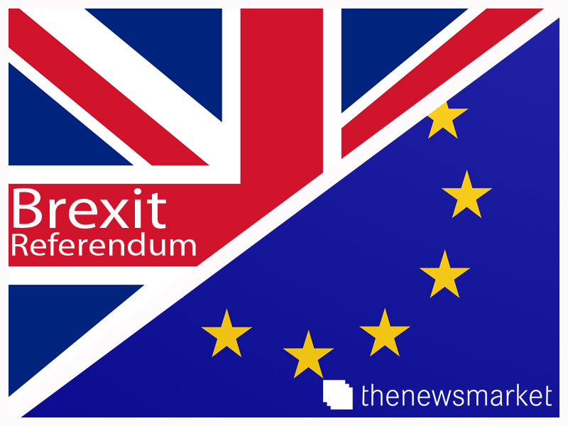 Brexit Referendum on thenewsmarket.com
