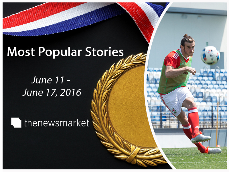 Most Popular Stories
