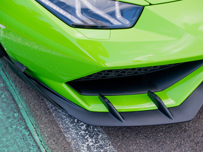 Three New After Sales Packages for Huracán