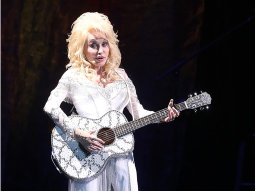 Dolly Parton Is 'Pure and Simple' in Laughlin