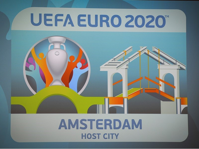 UEFA EURO 2020 Logo Launches