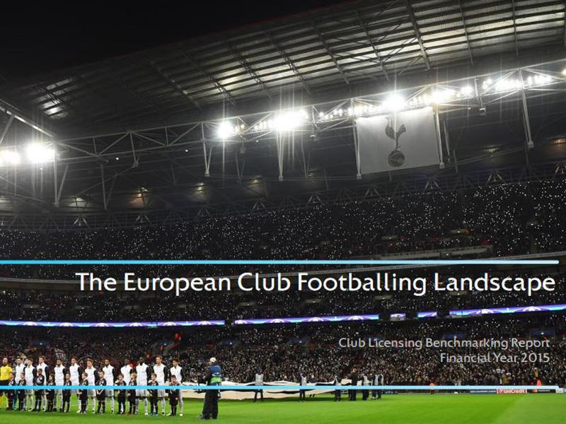 UEFA club licensing benchmarking report