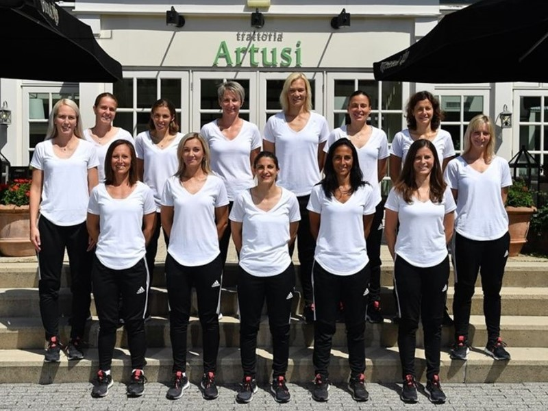 The Women's EURO referees - a top-class 17th team
