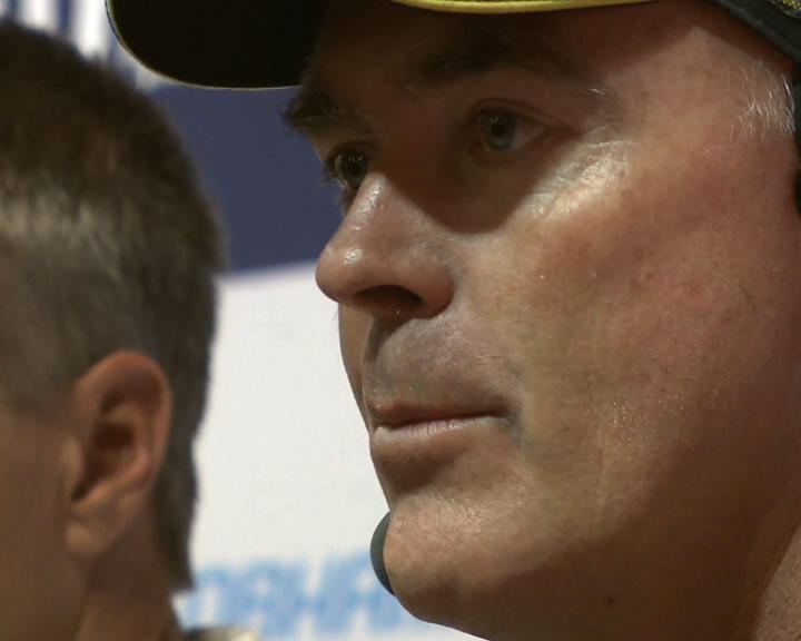 Leg 6 skippers' press conference