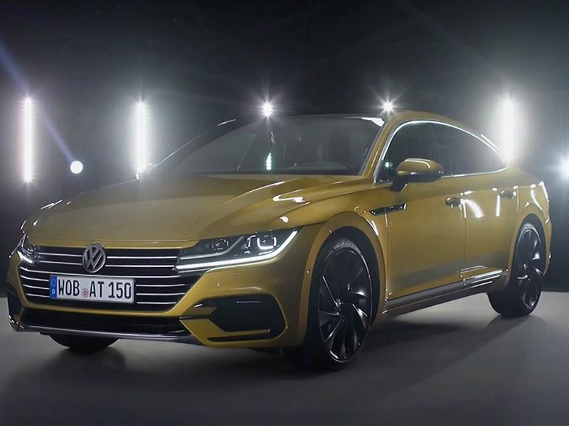 Volkswagen in Geneva 2017: World Premiere of the new Volkswagen Arteon